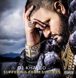 dj khaled cd dj khaled suffering from success 22 octobre cover