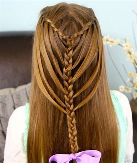 Pretty Hairstyles For School Step By Step by Pretty Hairstyles For School Step By Hair