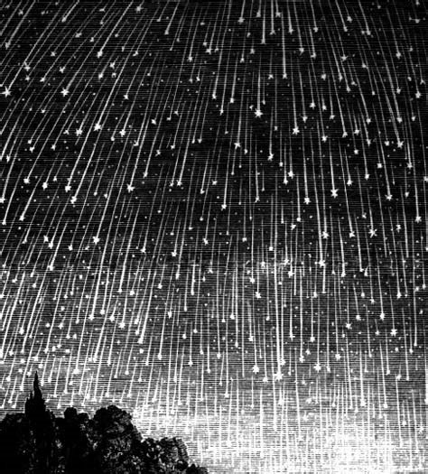 Meteor Shower Of 1833 by List For Backyard Stargazers 5 A Meteor