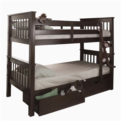 bunk bed mattresses twin shannon twin bunk bed kids youth bunk beds drawers