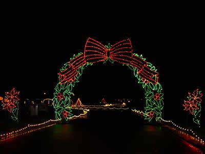 portland international speedway christmas lights pdx flashalert news safeway winter wonderland holiday