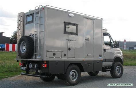 cellule cing car sur camion camion cing car a vendre doccas voiture