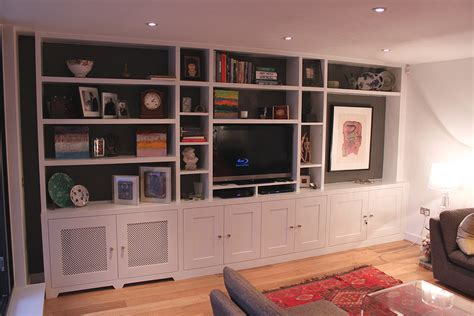 bookshelves around tv wardrobe company floating shelves boockcase cupboards