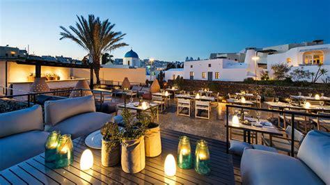 Dining Room Definition restaurants amp bars at vedema resort santorini