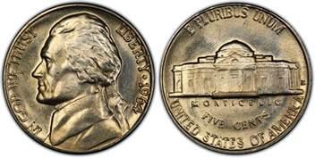 1964 d 5c fs regular strike pcgs coinfacts