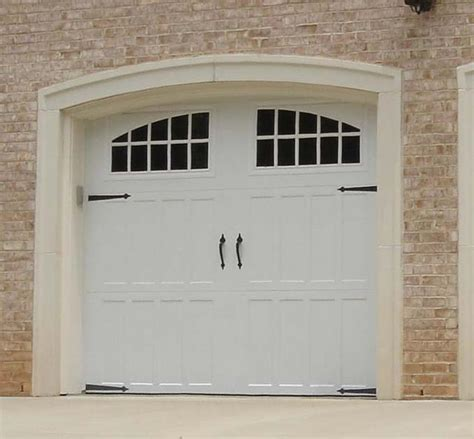 Carriage Garage Doors Steel Carriage House Garage Door Installation In Va By Academy Door