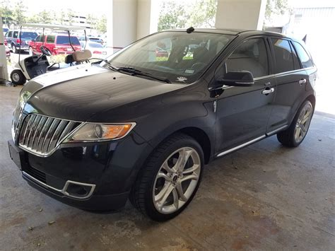 pre owned lincoln mkx for sale 2012 lincoln mkx for sale in houston tx cargurus