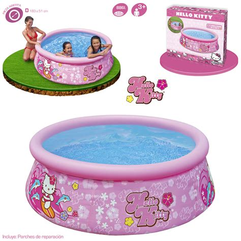 Pool Hello easy set hello chindren pool castle for