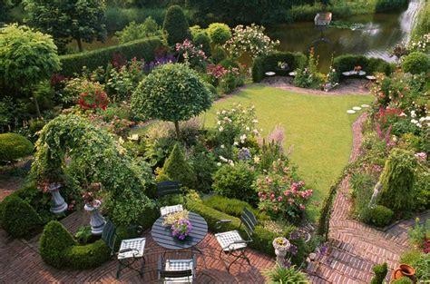 Garten Auf Englisch