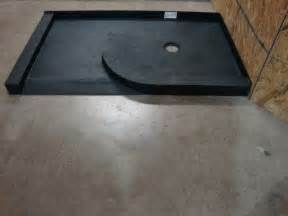 pre tiled shower pan made custom ready for tile shower base for curved