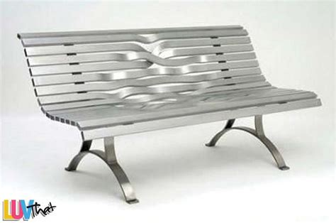 aluminium bench 25 beautiful benches luvthat