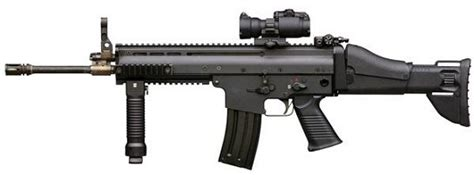 Scar M32 By Air Soft Gun by Pc Free Zone