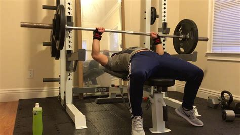 powerlifting bench form bench press 160x4 form check youtube