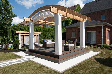 Installing Retractable Awning Arched Retractable Awning Hgtv S Decked Out
