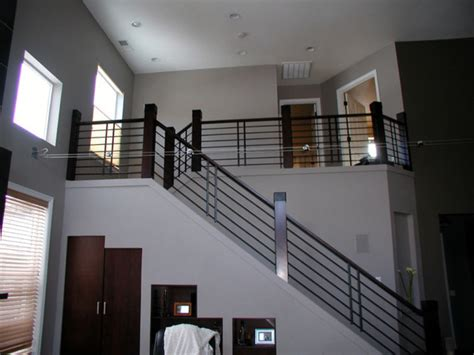 contemporary stair rails and banisters railing spindles and newel posts for stairs on pinterest