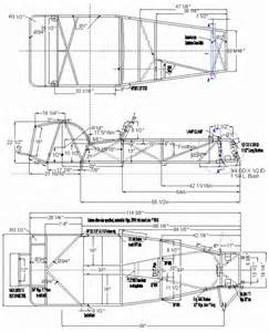 Lotus 7 Frame Plans Lotus The Lotus And Drawings On