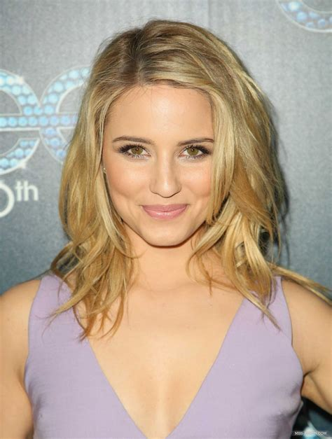 diana agron dianna agron at glee 100th episode celebration march 2014