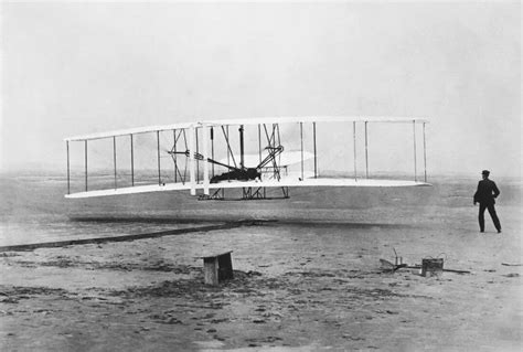 wright brothers flight vintage everyday