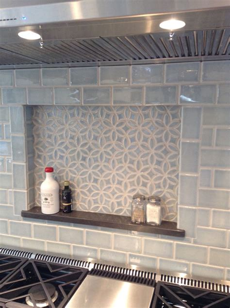 Kitchen Backsplash Tile Patterns by 17 Best Ideas About Blue Subway Tile On Blue