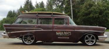 1957 chevrolet bel air 150 210 210 4 door station wagon