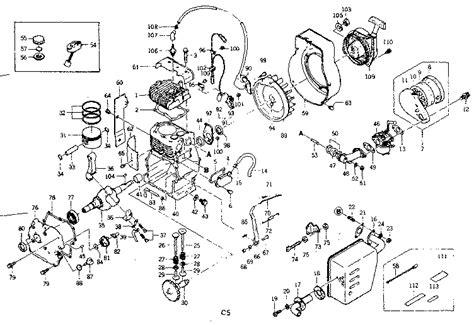 580 328330 craftsman 2400 watt portable ac generator
