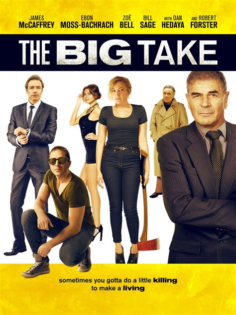 The Take cannes new crime comedy the big take filmfestivals