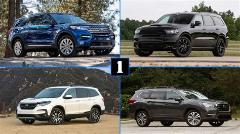 ford explorer    stack    competition