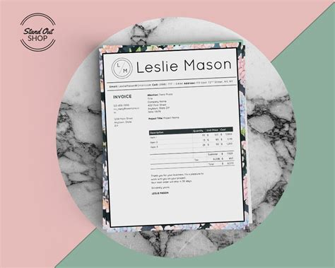 lauren mason resume template stand out shop leslie mason beautiful resume 5 pack stand out shop