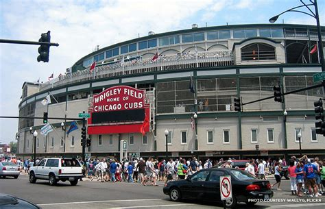 Chicago Cubs Box Office by A Road Trip Through Baseball S Past And Present Stadiums