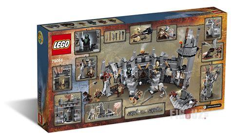 Faced Battle Box by Lego 79014 Dol Guldur Battle La D Solation De Smaug