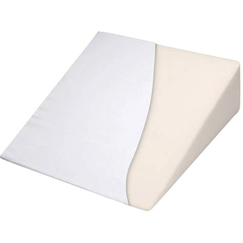 Foam Wedge Pillow Walmart by Serenity Wedge Foam Pillow Walmart