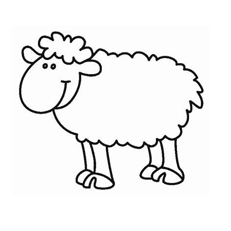 Clipart De Ovejas Para Colorear Imagui | oveja animales page 2 p 225 ginas para colorear