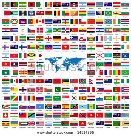 testo white flag complete set of flags of the world sorted alphabetically