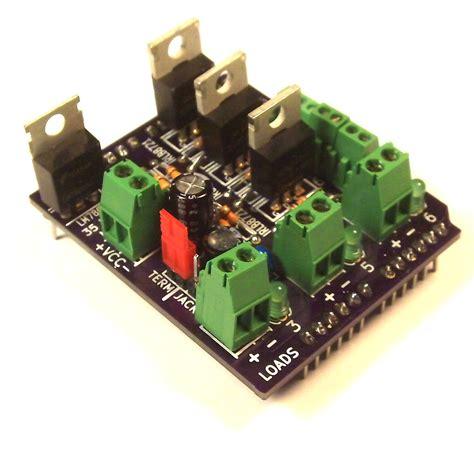 transistor lifier arduino mosfet jr arduino shield kit from makersbox on tindie