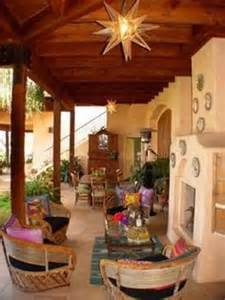 Santa Fe Home Decor features are also a prominent part of most southwest and santa fe