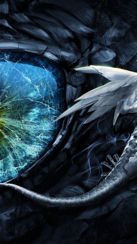baby black dragon blue eyes dark dragons wallpaper