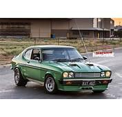 TIME CAPSULE TWIN TURBO 1970 FORD CAPRI GT 3000  Street
