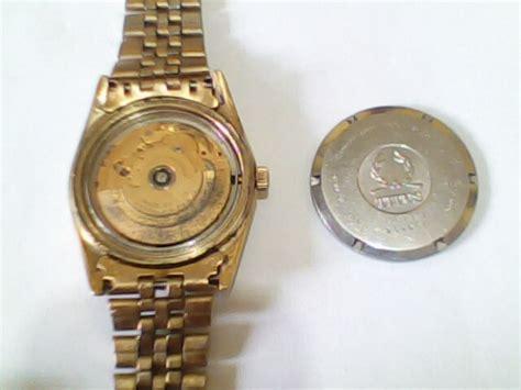 Titus Putar Original jam tangan kuno antik dan modern solviel et titus gold