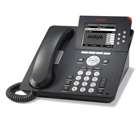 avaya phone template avaya 9630g ip telephone
