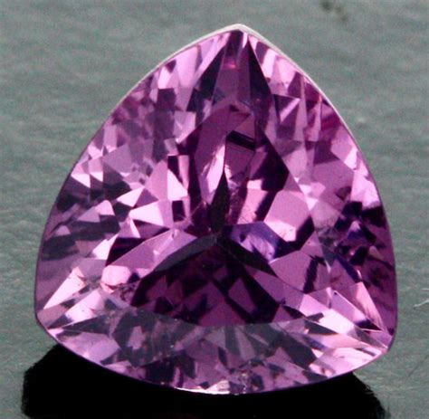 Purple Spinel 1 37 cts certified pastel purple spinel snpu2