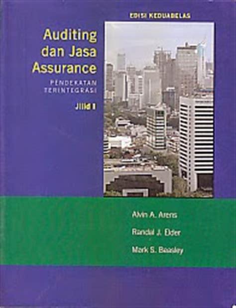 buku auditing dan jasa assurance pendekatan terintegrasi jual buku pendidikan komputer agama