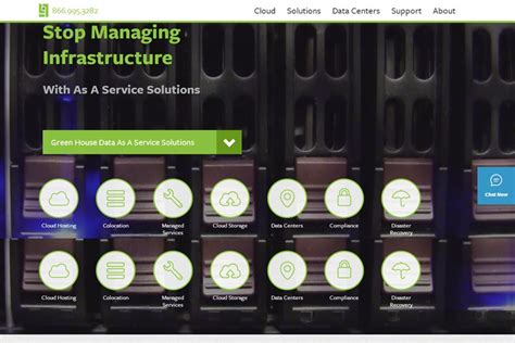 Green House Data by Web Hosting News Cloud Computing Provider Green House
