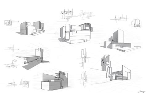Home Design Sketch Free by Architecture Concepts Minimalist By Pk87 On Deviantart