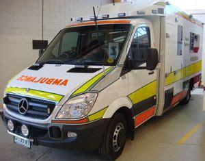 st ambulance tasmania vehicle fleet ambulance and health transport