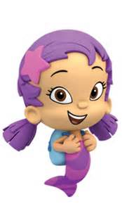 bubble guppies characters meet bubble guppies