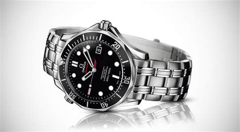 Omega launches the new James Bond watch, the Seamaster Aqua Terra