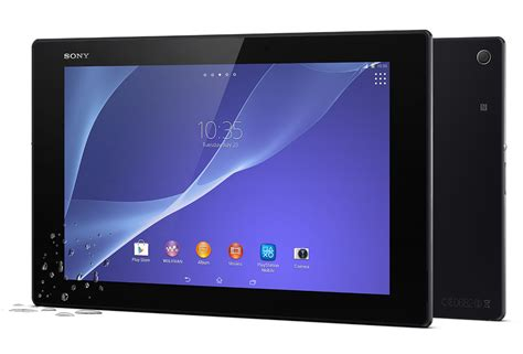 Update Tablet Sony sony xperia z2 tablet specifications and wiki