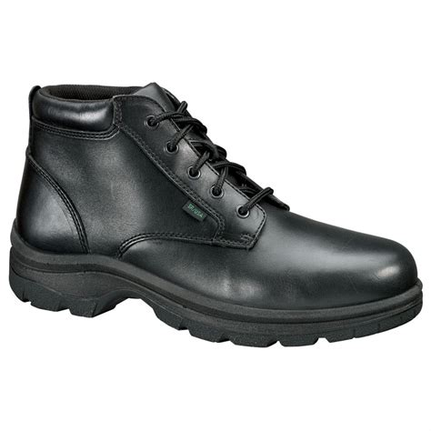 mens chukka dress boots s thorogood 174 plain toe chukka 158725 dress shoes at