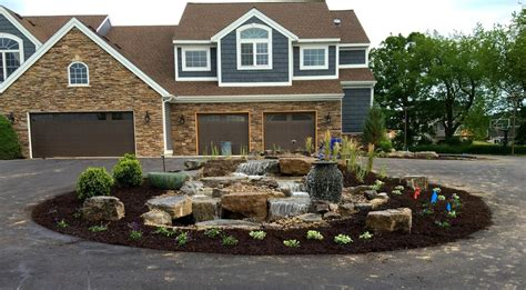Aquascape Pondless Waterfall Patio Ponds Water Feature Installation Maintenance Repair