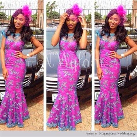 nigerian aso ebi dress style and designs nigerian wedding ore iyawo aso ebi styles13 ankara